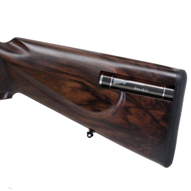 Hubertus Single Shot Rifle Magnum caliber